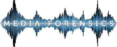» About Media Forensics Logo